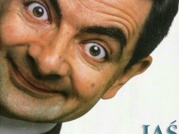 Jaś Fasola (Mr. Bean) 1990-1995